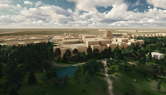 From Uruk to L.A.: Ancient Mesopotamia at the Getty Villa