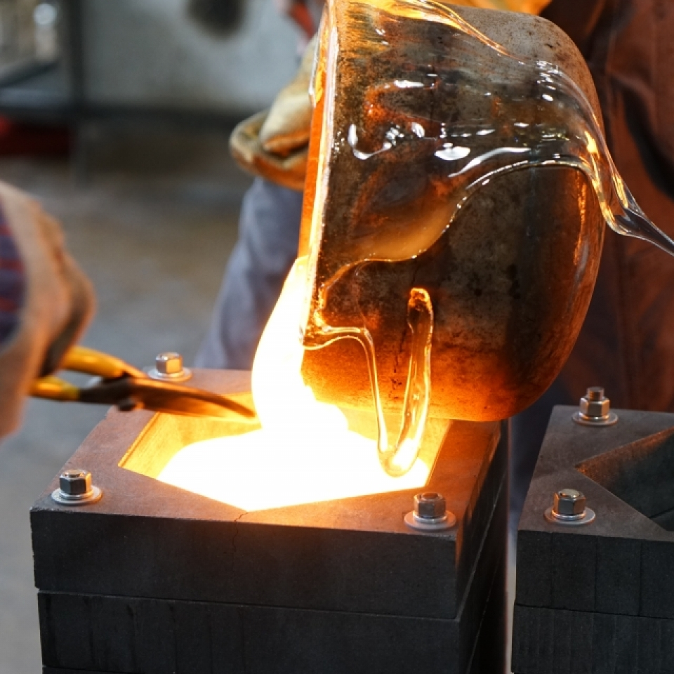 All About Hot Glass | Christa Westbrook