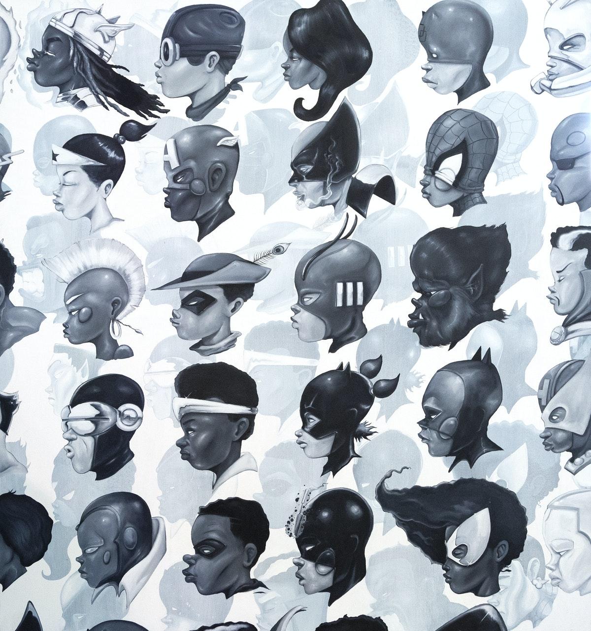 Virtual Artist Talk: Hebru Brantley
