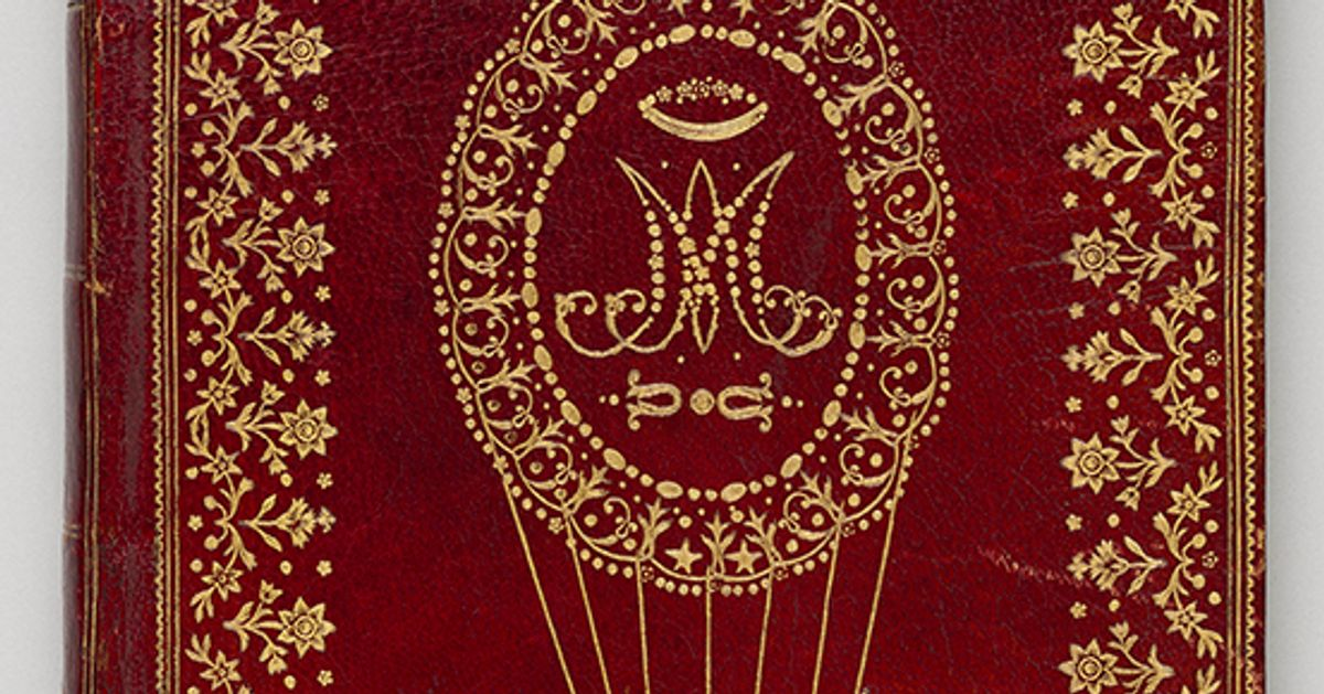 Bound for Versailles: The Jayne Wrightsman Bookbindings Collection
