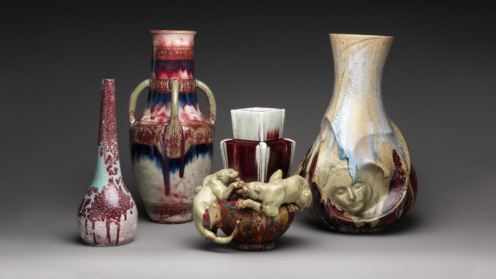 Art History Study Group—Shapes from Out of Nowhere:  Ceramics from the Robert A. Ellison Jr. Collection
