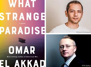 Omar El Akkad in Conversation With Roy Scranton