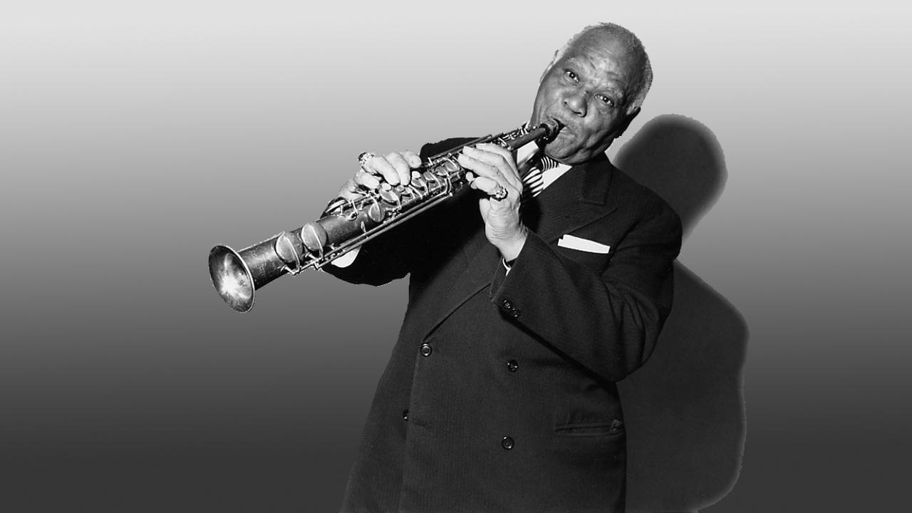 Treat it Gentle: The Soprano Saxophone of Sidney Bechet