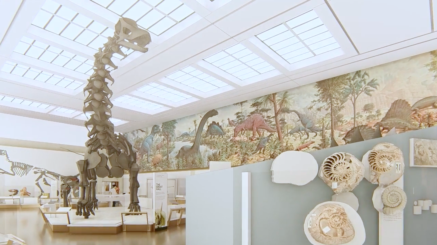 Meet the Monsters of the Mesozoic
