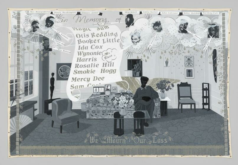 Art History from Home: Collective Memory in Contemporary Black Art