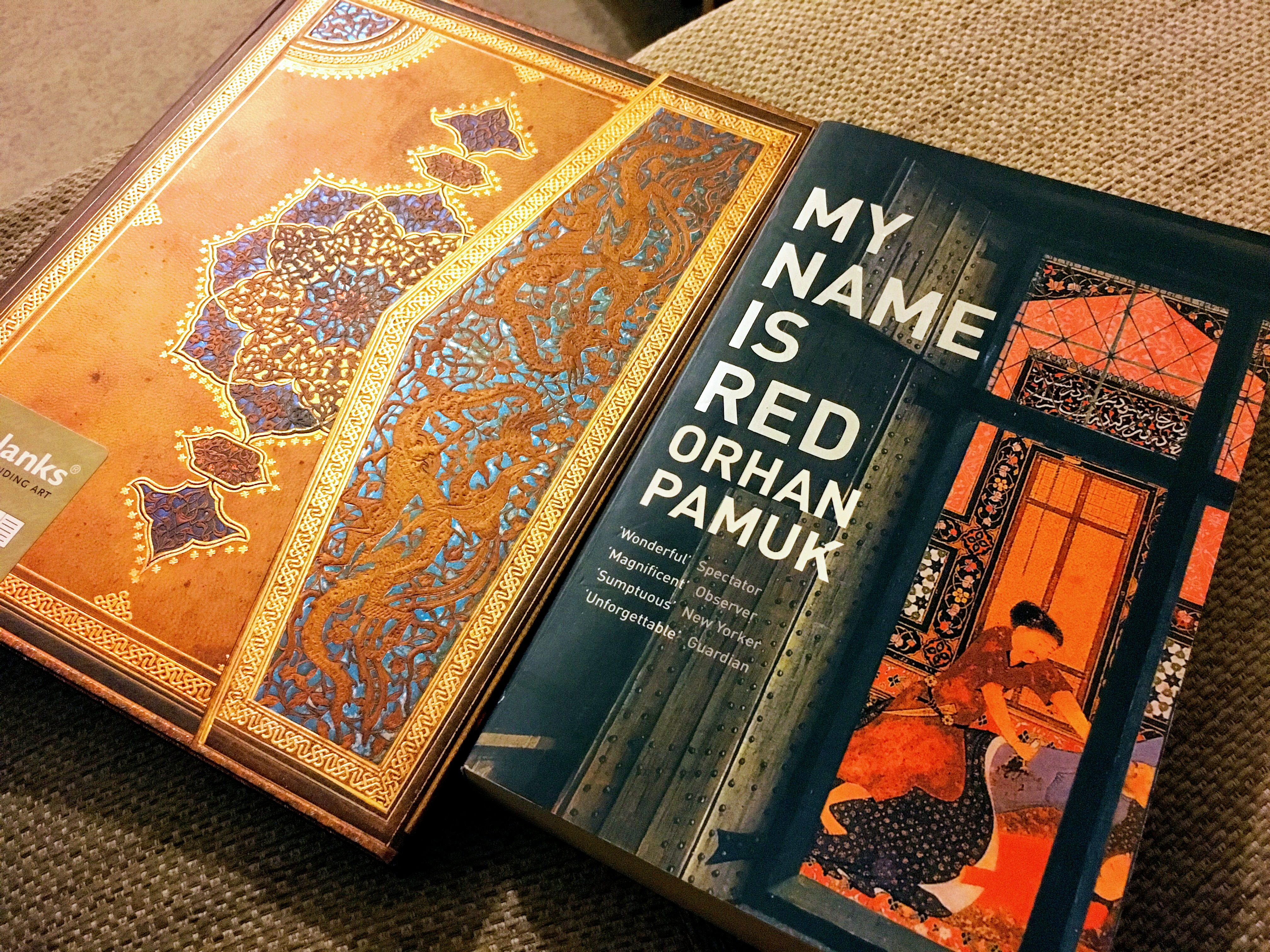 Virtual Book Club: 'My Name Is Red'