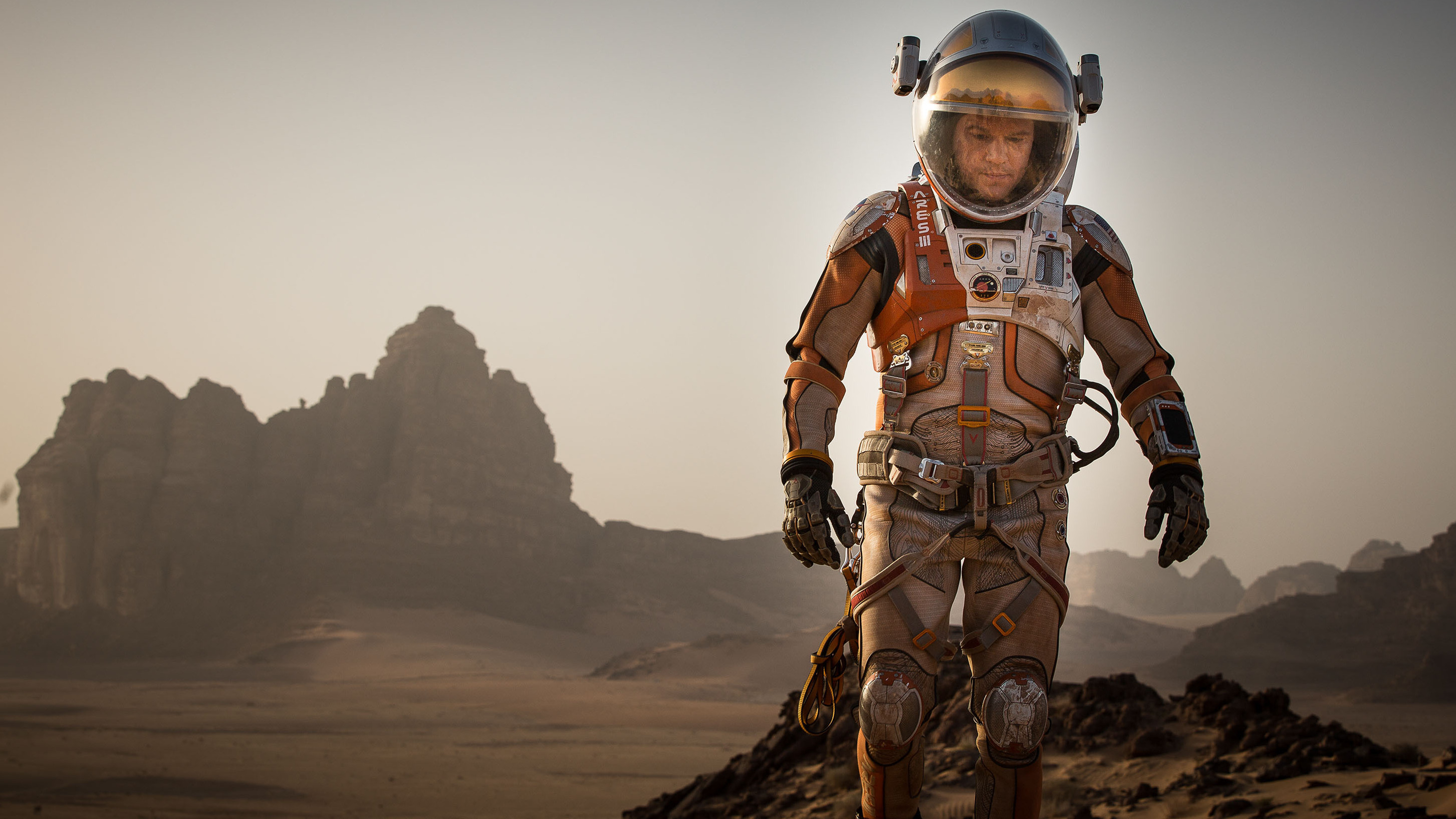 The Martian - Science Fiction and Science Fact