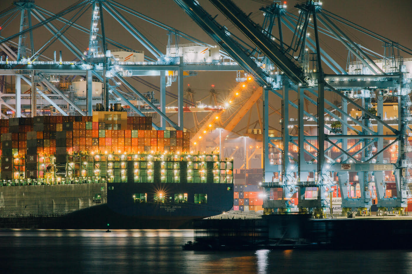 Transport and Logistics for a Post-Covid, Net-Zero World