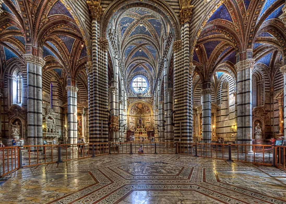 The Great Cathedrals of Medieval Europe: From France to Sicily