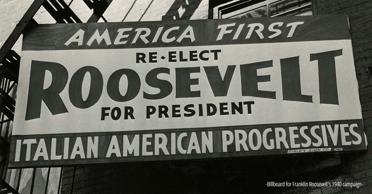 America at Mid Century: 1933 -1950