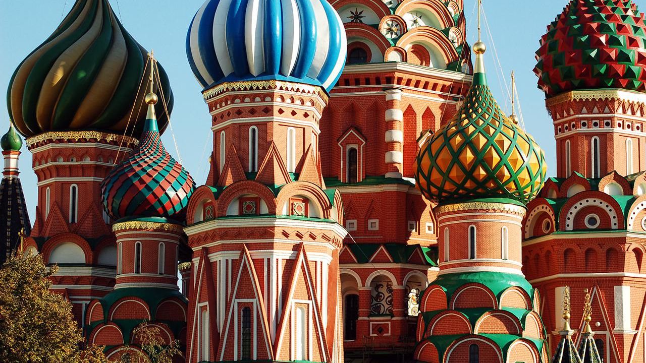 A Journey Through Russian Cultural History