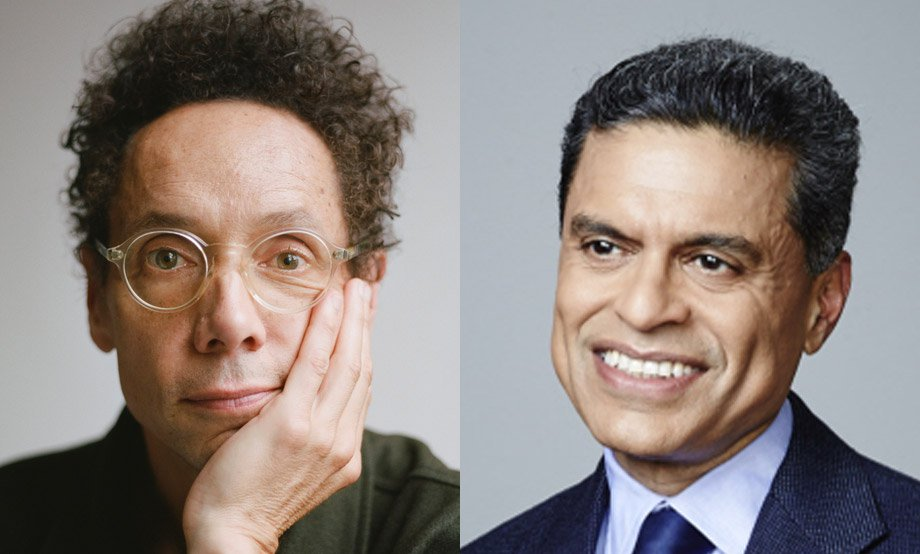 Malcolm Gladwell in Conversation with Fareed Zakaria: Talking to Strangers