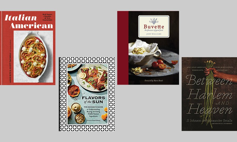 Cookbook Group: Flavors of New York