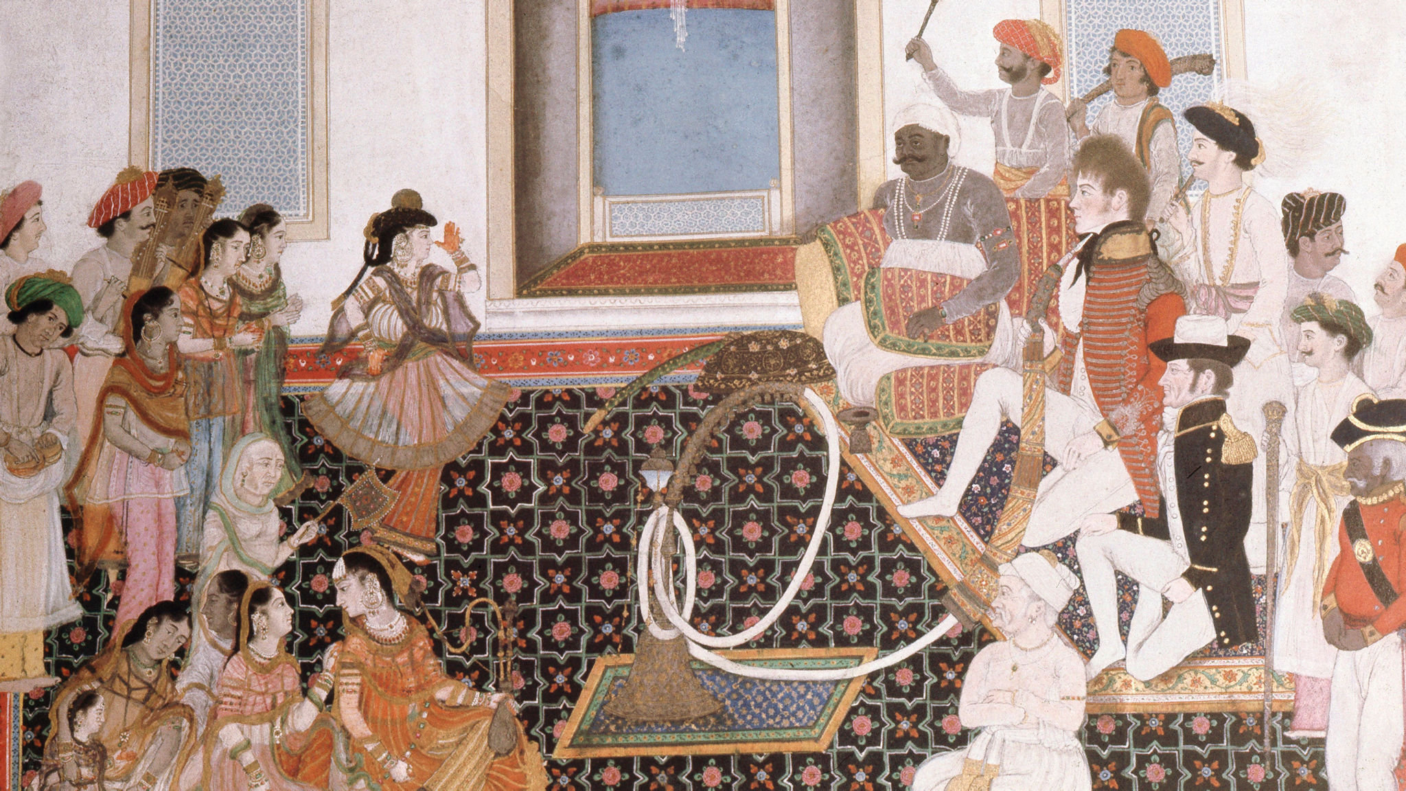 Virtual Book Talk: The Anarchy: The East India Company, Corporate Violence, and the Pillage of an Empire