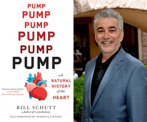 PUMP: A Natural History of the Heart from Horseshoe Crabs to Great Whales
