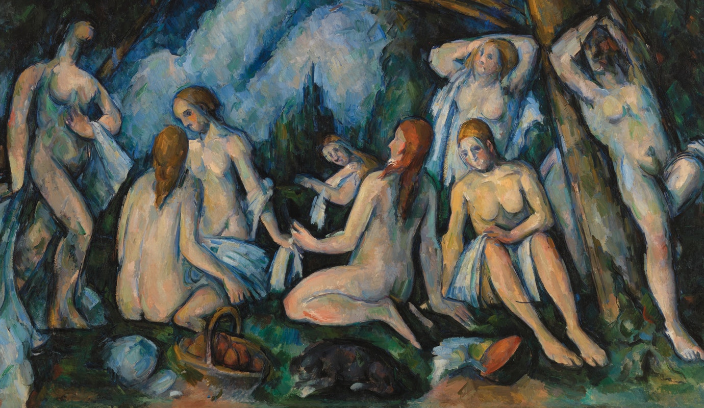 Online Talk: Cézanne in the Barnes Foundation: A Conversation with the Editors