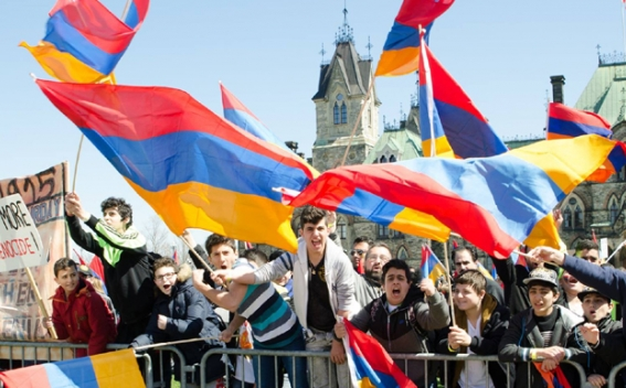 Rights, Activism & Representation - Reflections from the Armenian Diaspora