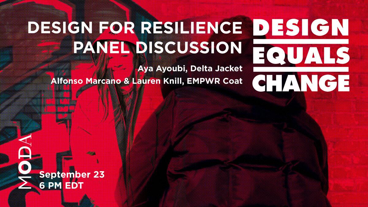 Design = Change: Delta Jacket and EMPWR Coat