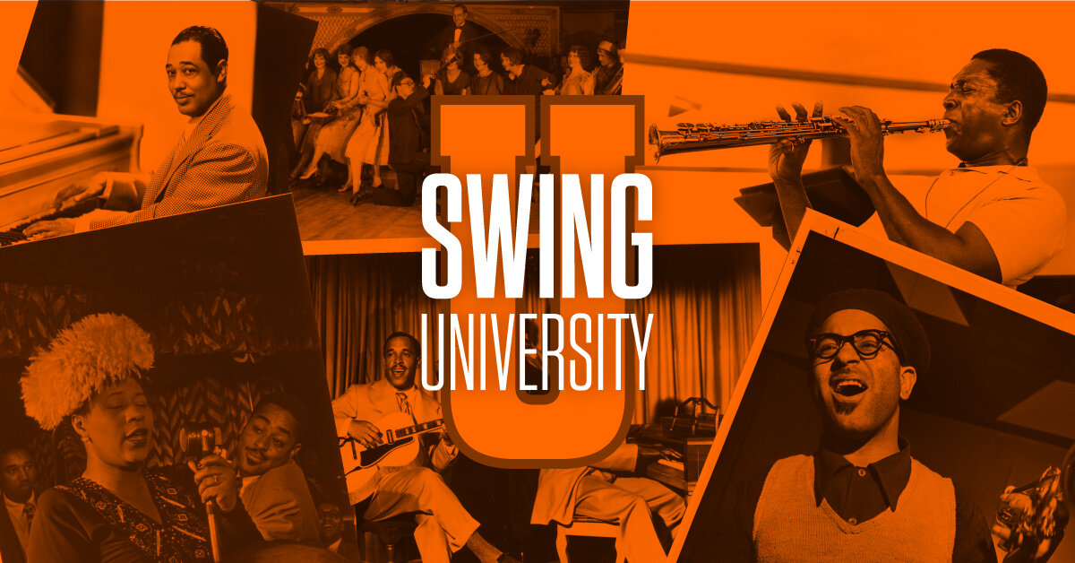 Swing University with Jazz at Lincoln Center - Fall Term