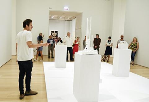 Modern to Contemporary Art History: 1960 to the Present