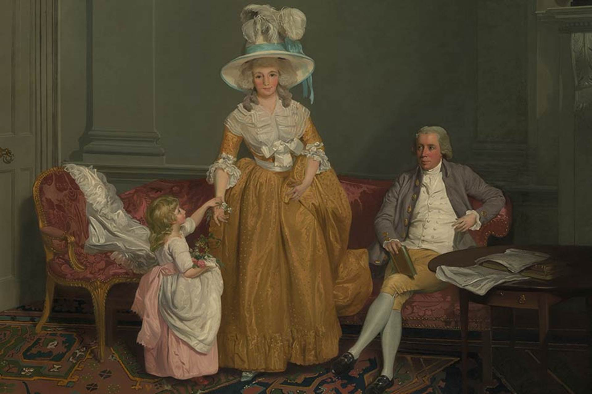Art History Study Group—The Conversation Piece: Group Portraiture and Fashionable Life