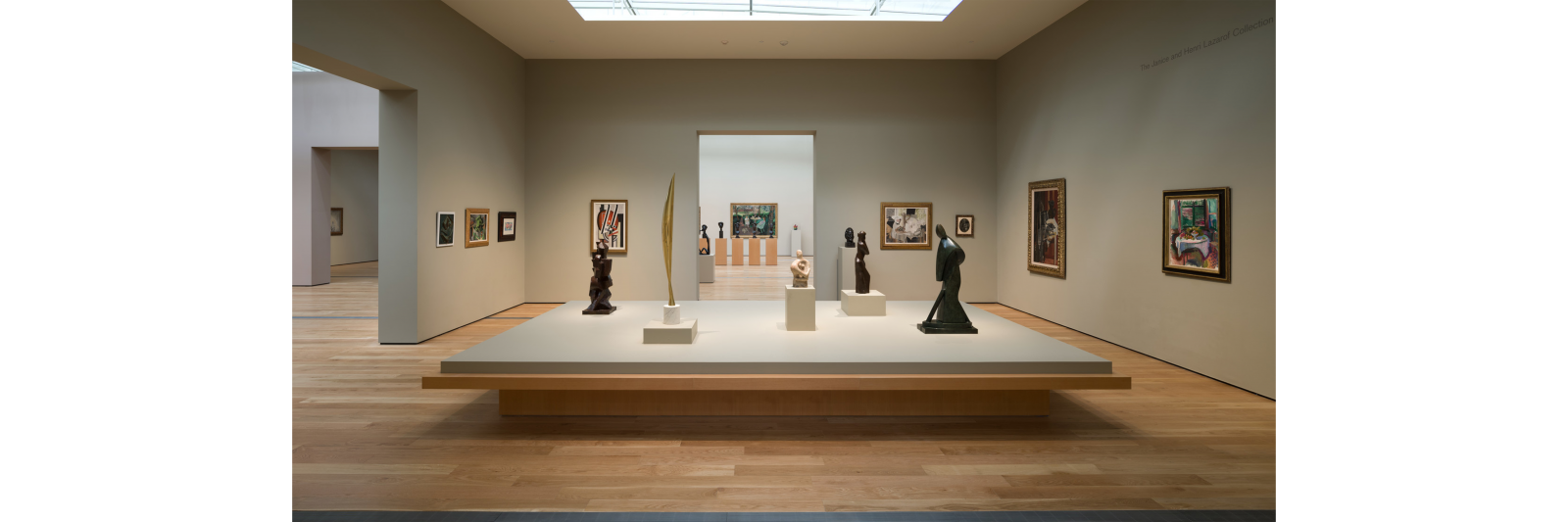 A Sonic Tour of LACMA's Modern Art Galleries