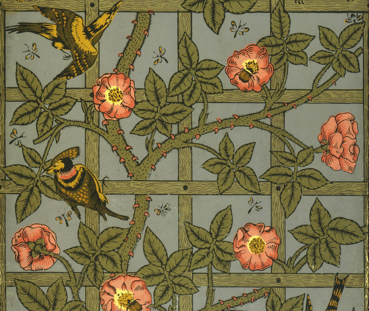 Online Course—William Morris: The Beauty of Life