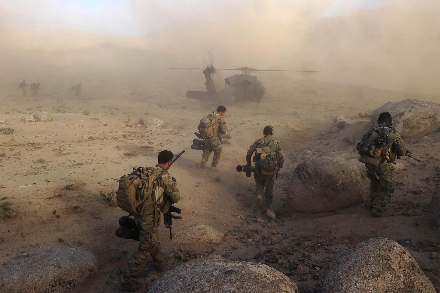 Losing the Longest War: Afghanistan, 2001-21