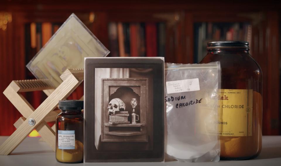 Salt Printing: Demonstration & Conservation