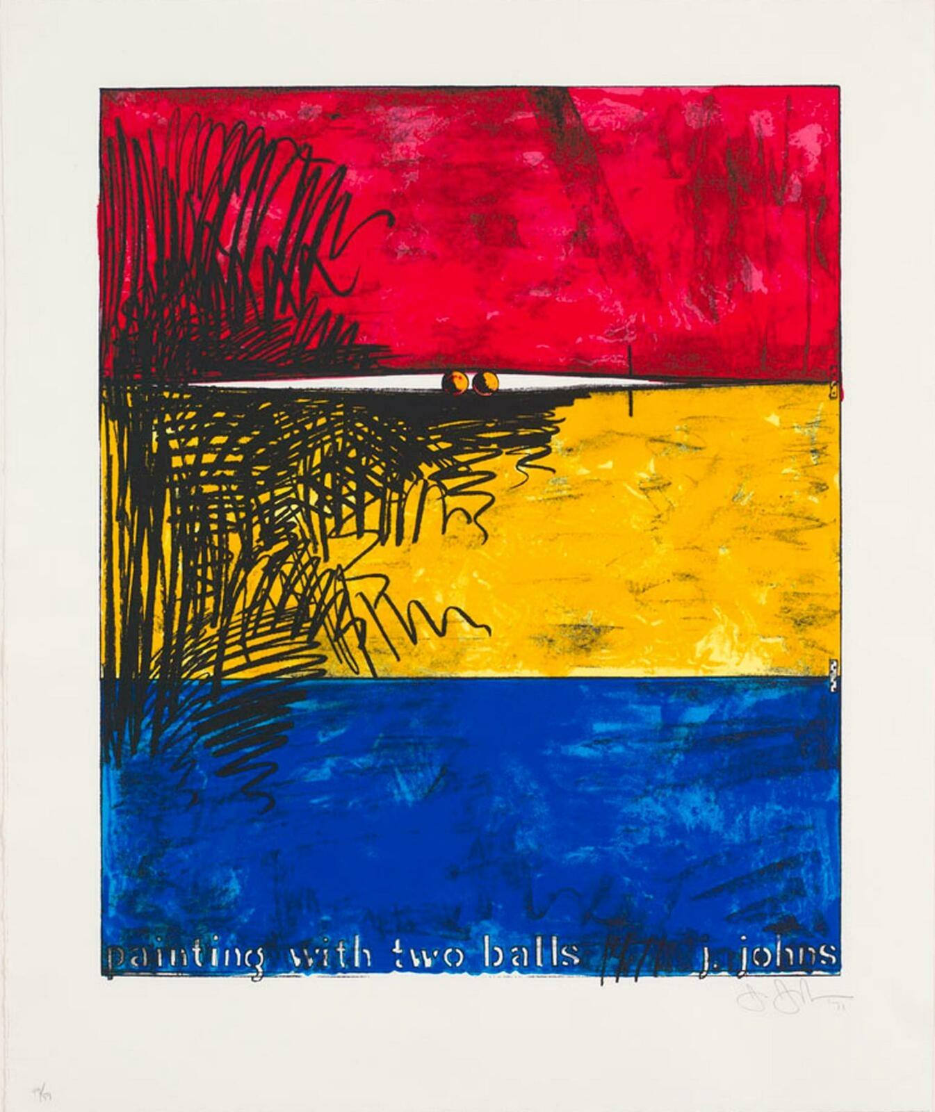 Art History Course: Making Sense of Jasper Johns