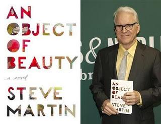 Autumn Book Club: Steve Martin's An Object of Beauty