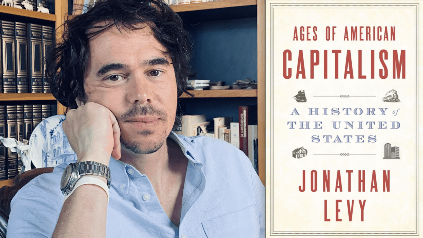Book Talk: Ages of American Capitalism: A History of the United States
