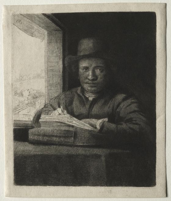 Adult Virtual Workshop: Toned Paper Portrait