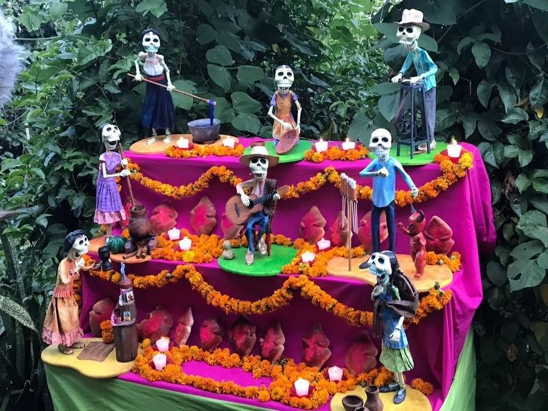 Día de los Muertos Celebration (Day of the Dead)
