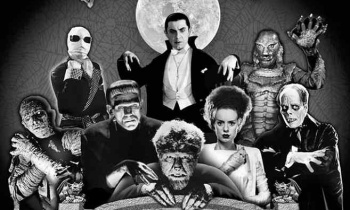 Forms & Features Online Writing Workshop: Monsters
