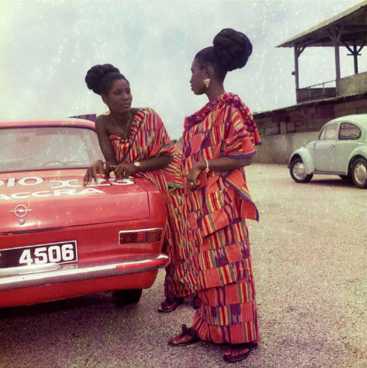 Fashion, Race and Colour Photography: James Barnor in Conversation