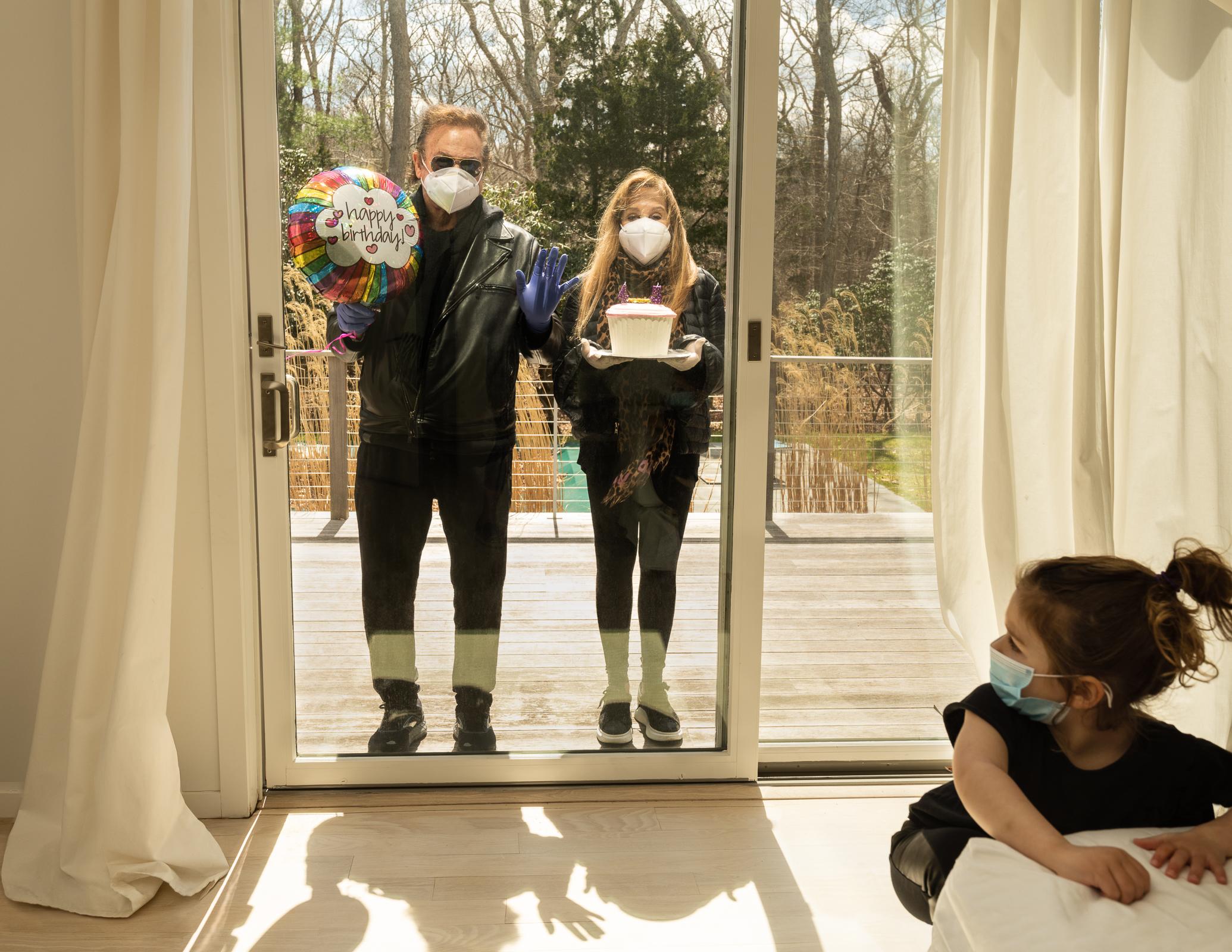 "Gillian Laub and Dr. Orna Guralnik on ""Family Matters"""