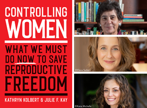 Kathryn Kolbert & Julie F. Kay in Conversation With Dr. Jennifer Lincoln