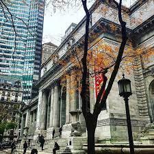 NYPL Live: Reading the City