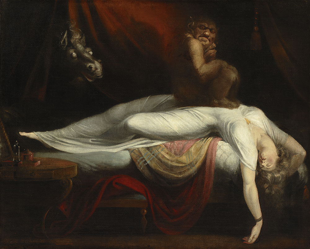 Treasures from the Permanent Collection: Frankenstein - Creator, Creature, Monster
