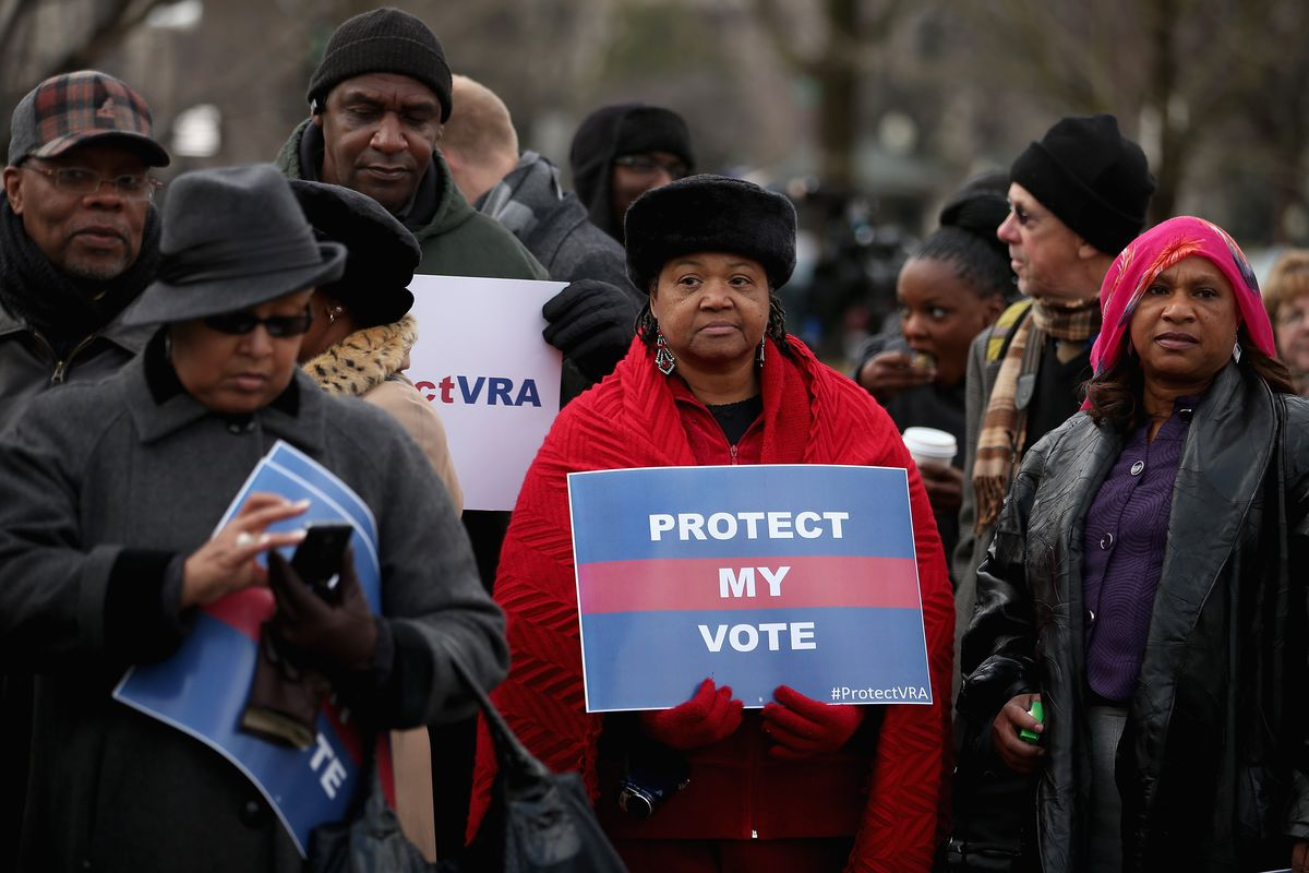 The Fight Against Black Voter Supression