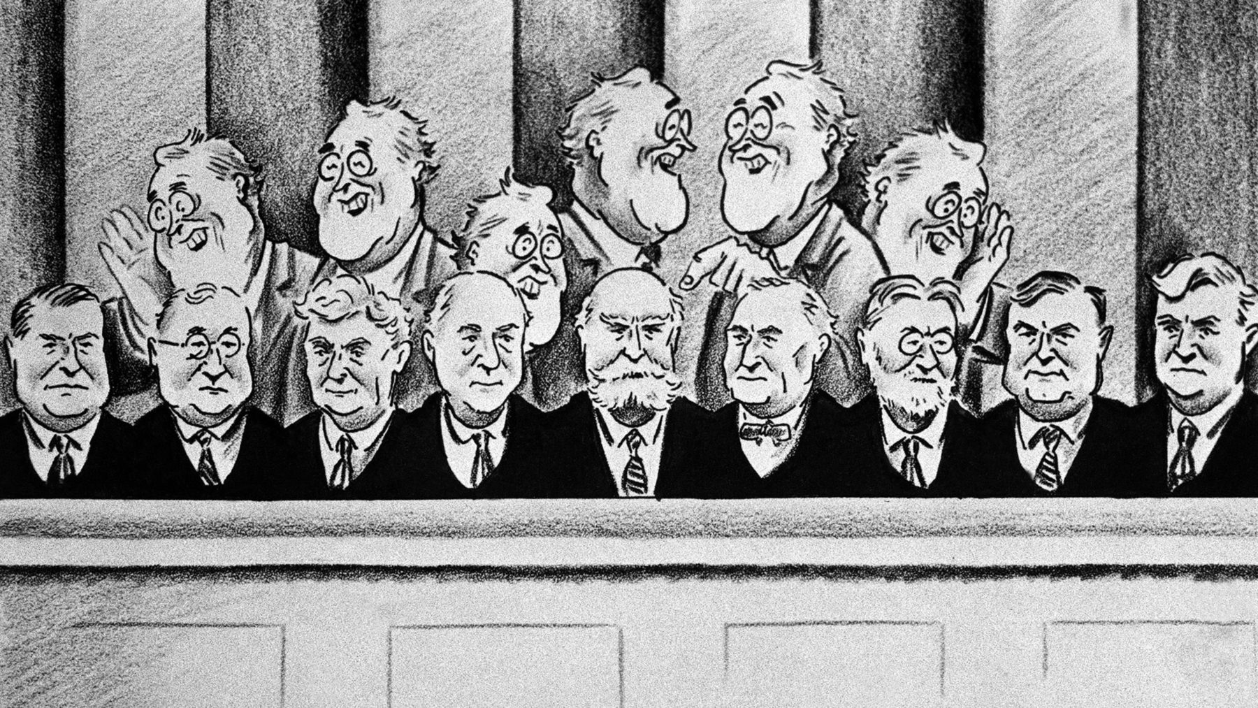 The New Deal and the Supreme Court: Law, Politics and Packing the Court