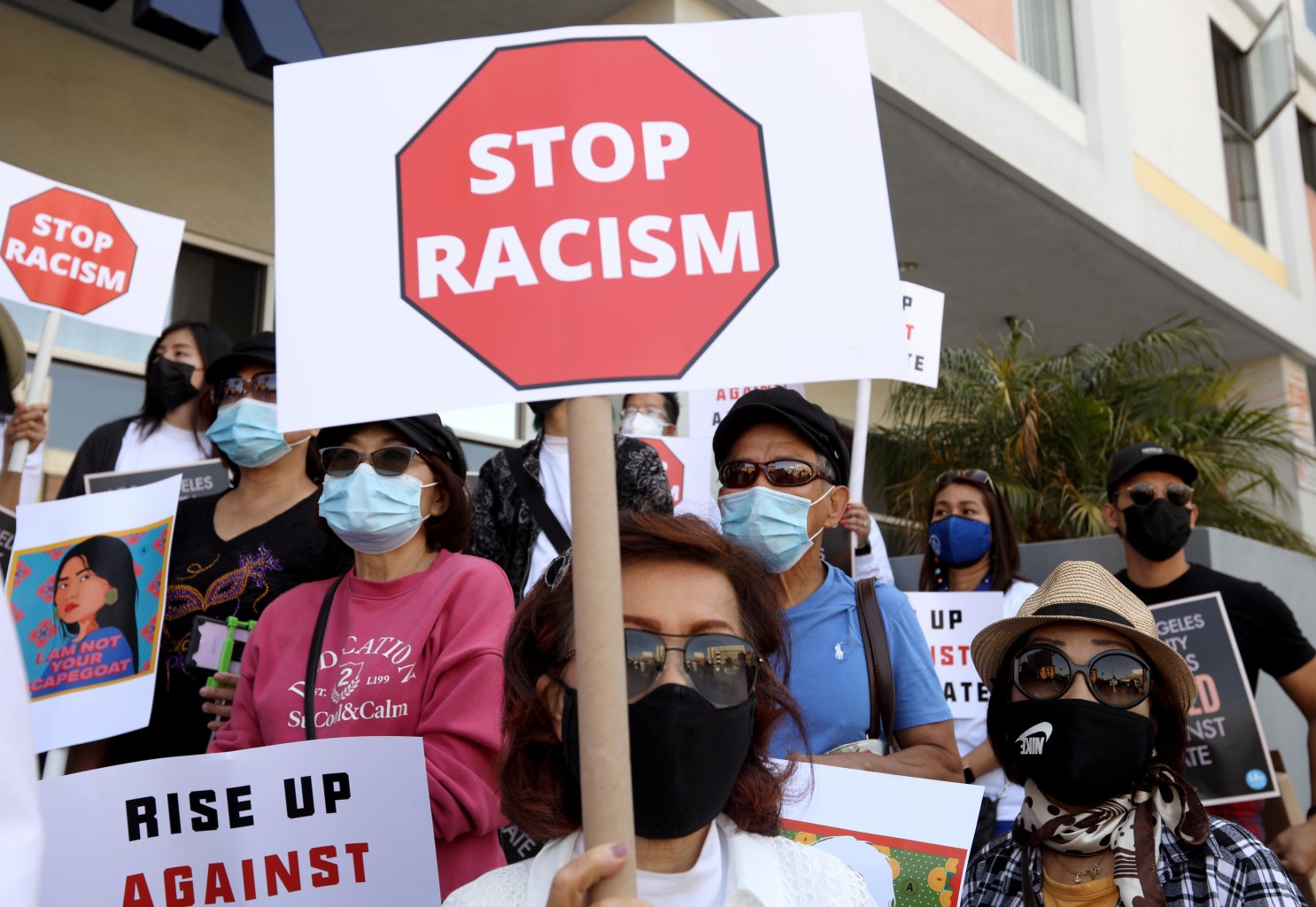 Stopping Anti-Asian Racism in its Tracks: Acting for Justice and Empowerment