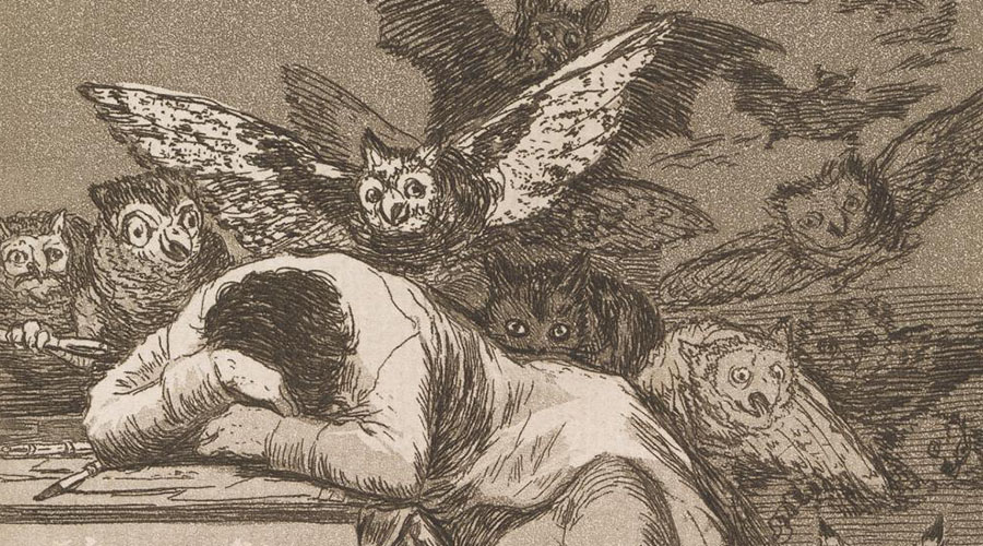 Virtual Curator Tour: Goya