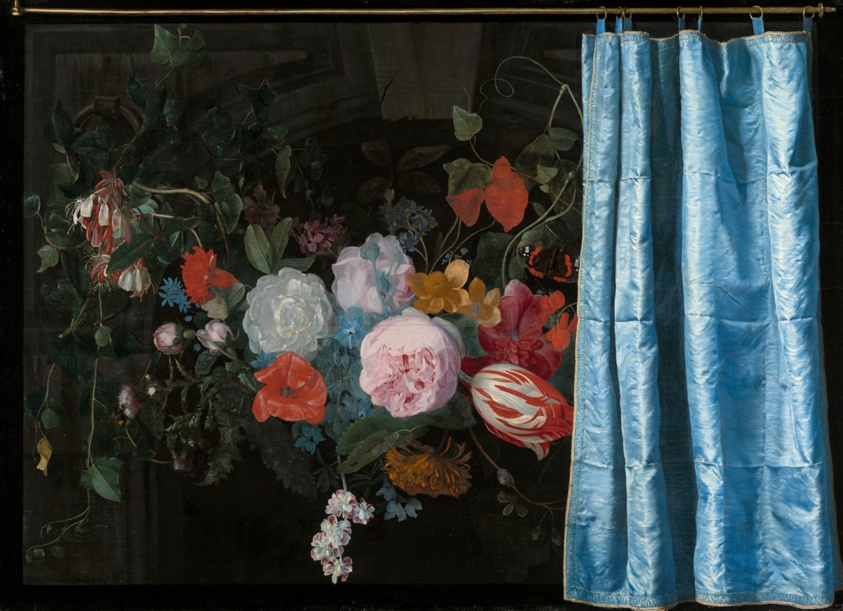 Virtual Conversation: Rethinking the 17th-Century Dutch Galleries