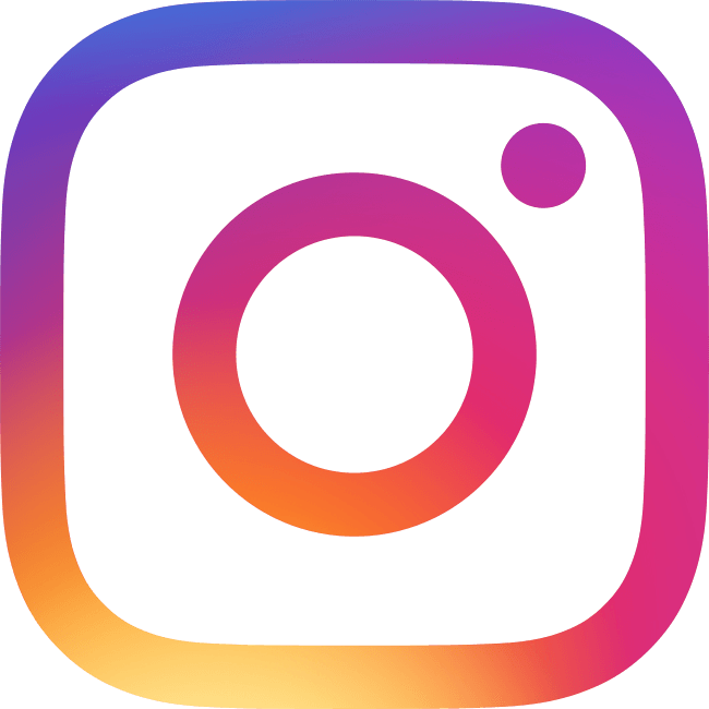 The Instagram logo, a line drawing of a camera.
