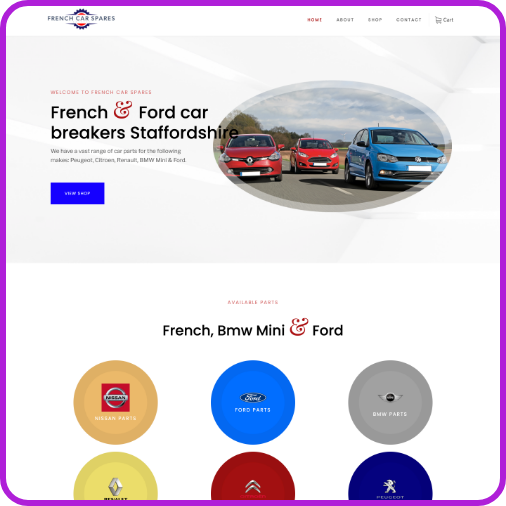project french car spares