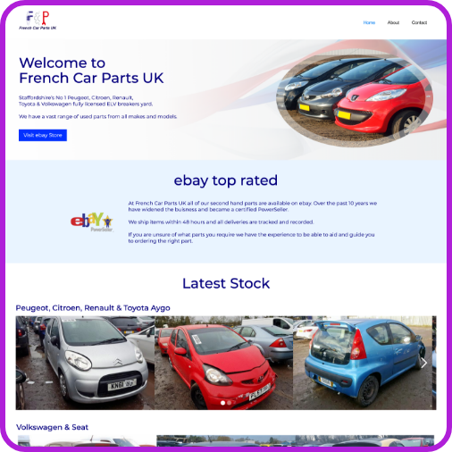 project french car parts uk