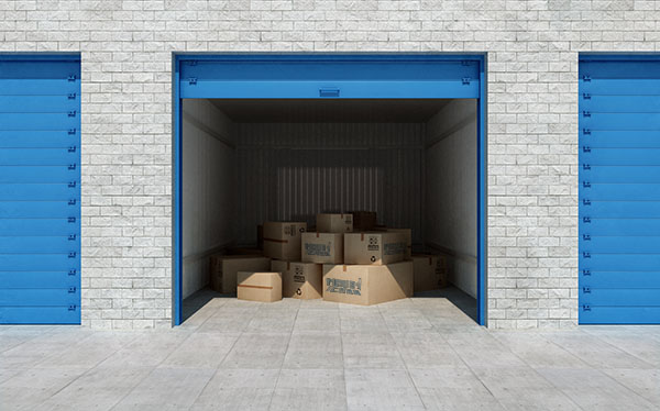 Storage solutions offered by Boston Movers