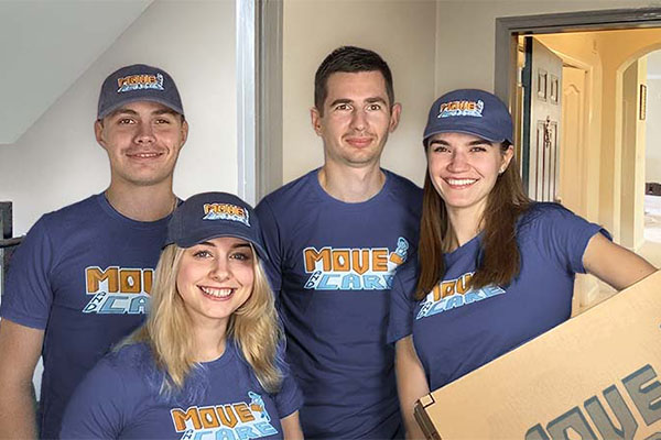 The team at the Best moving company in Boston